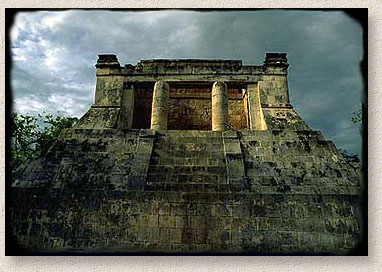 ancient mayan ruins tikal temples in guatemala | City Planning Art ...