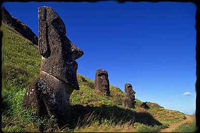 Explore Easter Island – Mysterious Places